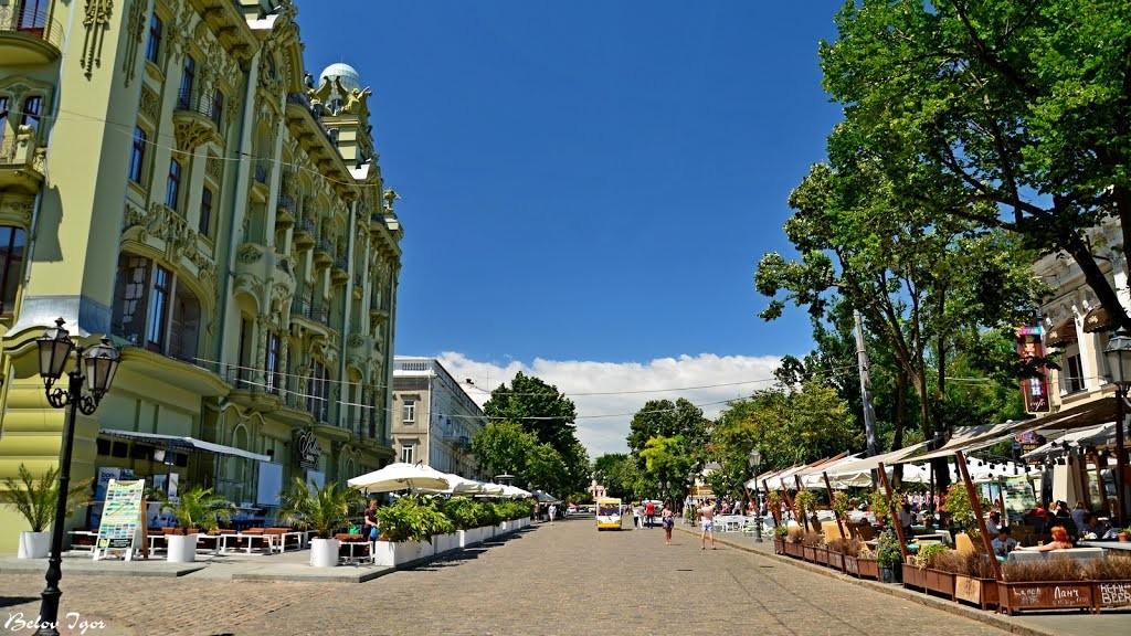 Ukrayna Odessa Denizcilik Üniversitesi Yurt Olanakları